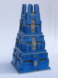 All sizes | Ed's Classic Space Tower | Flickr - Photo Sharing!