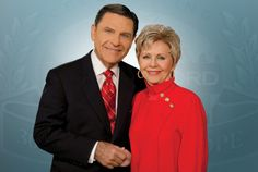 Kenneth & Gloria Copeland - Believers Voice of Victory airs on the TCT Network every weekday at a/c