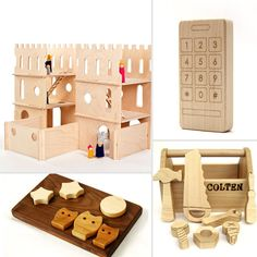 Your little one will treasure playing with these handmade wooden toys that are seriously unique. All made from fabulous Etsy sellers, these affordable playthings are cool and fun for kids of all ages. From building blocks to colorful lacing flowers, all