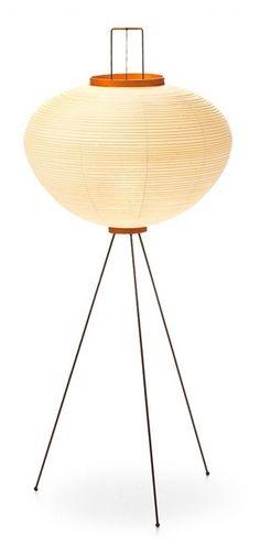 Akari Floor Lamp by Isamu Noguchi