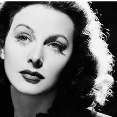 """Heddy Lamarr, beautiful and bright. Was co-inventor of the earliest known form of the telecommunications method known as """"frequency hopping"""" frequencies and was intended to make radio-guided torpedoes harder for enemies to detect or to jam."""