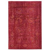 Found it at AllModern - Expressions Oriental Red Area Rug
