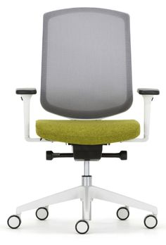 Clipper Task Chair - Product Page: http://www.genesys-uk.com/Clipper-Task-Chair.Html  Genesys Office Furniture Homepage: http://www.genesys-uk.com  The Clipper task chair delivers maximum comfort combined with elegant, minimalistic style.