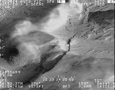 El Hierro: Island - Riss in der Eisdecke entdeckt