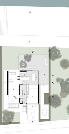 Villa S2,Ground Floor Plan