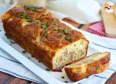 Cake aux restes de raclette, Recette Ptitchef
