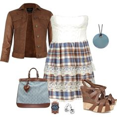 """""""southern swag"""" by missy-smallen on Polyvore"""