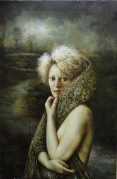 Pam Hawkes, available artwork for sale, Irish Painters, Modern Gothic, Jewellery Quarter, Russian Culture, Religious Paintings, Byzantine Icons, Dark Ages, Life Drawing, New Artists