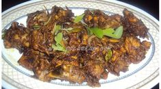 Very Tasty Chicken Masala Varatiyathu With Step by Step Pictures