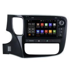 "8""hotaudio  Android 5.1.1 for Mitsubishi Outlander 2014 2015 Car DVD Player  Stereo GPS  Audio Stereo WIFI Headunit navi"