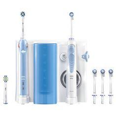 Global Ideas AVR: Oral-B OxyJet - Sistema de limpieza irrigador + ce...