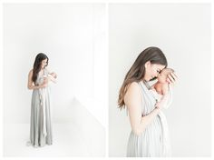 newborn photography posing, natural studio photography | miranda north photography los angeles