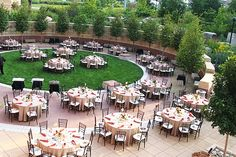 One Of Kahn S Catering Favorite Outdoor Sites In Indianapolis For Hosting Wedding Receptions