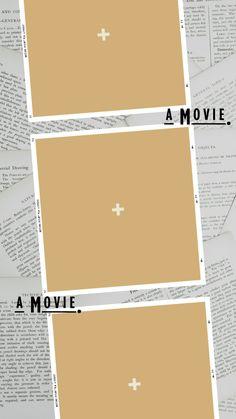 Polaroid Picture Frame, Polaroid Pictures, Picture Frames, Feeds Instagram, Instagram Quotes, Instagram Story, Instagram Frame Template, Polaroid Template, Photo Frame Design