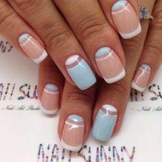 Image result for white nails