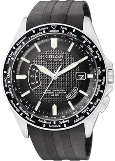 Citizen Watches - Eco-Drive World Perpetual AT Mens Watch $239.95