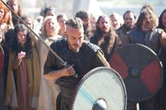 Guess what, fans? VIKINGS has been renewed for a 10-episode second season.