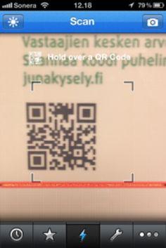 QR-koodeja voi käyttää myös asiakaspalautteen keräämiseen. Kiinnostu-kirjan blogissa esimerkkinä VR ja QR-koodit IC-junissa.