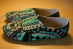 DIY: Mystic Shoe