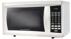 Proctor Silex Procter Silex 0.6 Cu. Ft. 700 Watt  Microwave Oven - White PS-P70B17A