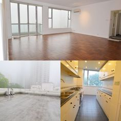 Wonderful A Corner Of The Master Bathroom Containing The Sink  Featuring Fitted Wardrobes And A Bespoke Builtin Storage Unit Incorporating A Desk That Looks Out Across The City Skyline Other Recent Renovations In Hong Kong Include An
