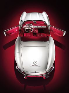 MERCEDES BENZ 300SL #RePin by AT Social Media Marketing - Pinterest Marketing Specialists ATSocialMedia.co.uk