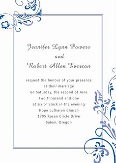 Love is Blossoming Beauty Wedding Invitations IWI211