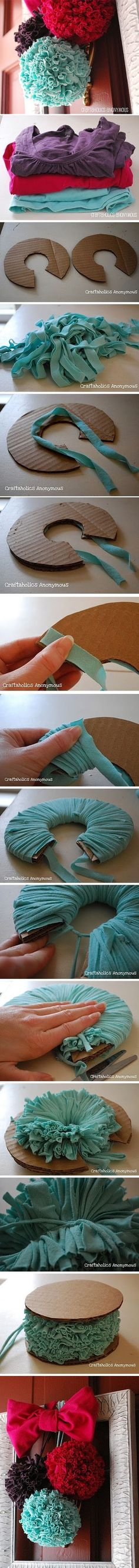 DIY: Interesting Easy Craft Ideas, @Karen Jacot Jacot Smith could totally do these!!!