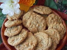 The Best Peanut Butter-Oatmeal Cookies Recipe - Genius Kitchen