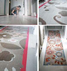 hallway floor before by mealisab, via Flickr