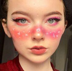 hippie makeup 849069335977235804 - Source by dmlcakmak Edgy Makeup, Makeup Eye Looks, Eye Makeup Art, Crazy Makeup, Cute Makeup, Pretty Makeup, Creative Makeup Looks, Unique Makeup, Colorful Makeup