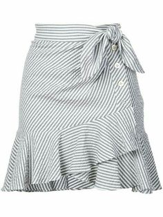 Dress Outfits, Cute Outfits, Fashion Outfits, Womens Fashion, Fashion Trends, African Fashion Dresses, African Dress, Veronica Beard, Gray Skirt