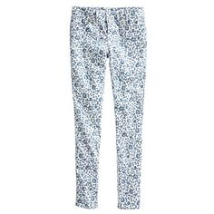 tooootally want these floral jeans from madewell. springtime encapsulated!