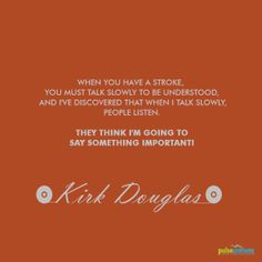 #Stroke quote