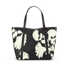 Laura Ashley Floral Vines Shopper Bag