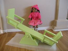 AVAILABLE for APRIL SHIP  Doll Teeter by paynestdollboutique, $80.00