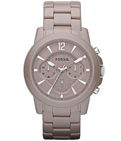 Fossil Grant Ceramic Watch - Women's Watches | Buckle