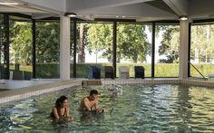 The Spa at Evian. Évian-les-Bains, France.