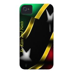 St. Kitts and Nevis Iphone 4/4S Case-Mate Case