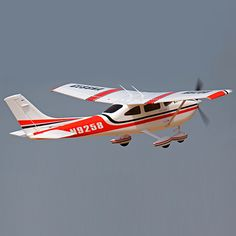 Find More RC Airplanes Information about RC Cessna 182 airplane aeromodelismo…