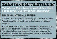 Personal Training: TABATA ist klassischen Ausdauertraining überlegen. Warum ist das so? http://www.functional-training-magazin.de/erfolg-im-personal-training/