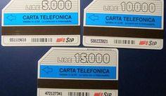 Carte telefoniche