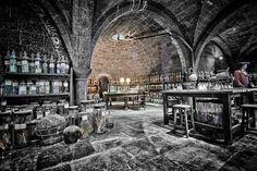 Harry Potter - Potion Room