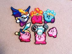 kirby_perler_beads_by_thebeadlord-d4saf0w.jpg (900×675)
