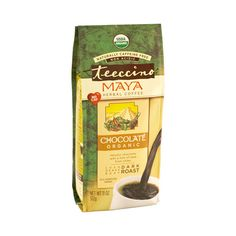 Teeccino Herbal Coffee Chocolate 11 Oz