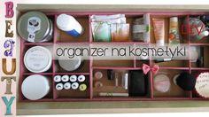 Zobacz zdjęcie Organizer na kosmetyki do szuflady w komodzie:) Tutorial na kanale BeautyYourAlternative. Zapraszam:D w pełnej rozdzielczości