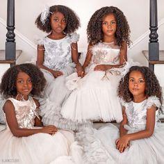 Her hair imitates art 😍💙 . Cute Twins, Cute Baby Girl, Cute Kids Fashion, Cute Outfits For Kids, Beautiful Black Babies, Beautiful Children, Cute Braided Hairstyles, Girl Hairstyles, Mcclure Twins