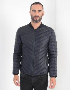 Antony Morato Puffa Jacket Navy | Accent Clothing