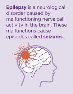 Epilepsy: Statistics, Facts and You Epilepsy Facts, Epilepsy Quotes, Epilepsy Awareness Month, Types Of Epilepsy, Temporal Lobe Epilepsy, Epilepsy Seizure, Seizure Symptoms, Seizure Disorder, Neurological Disorder