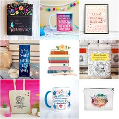 With Love for Books: Book of Choice & Bookish Etsy Gift Giveaway